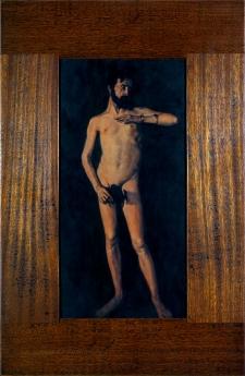 Thomas Chimes Locks Gallery Works on Paper
