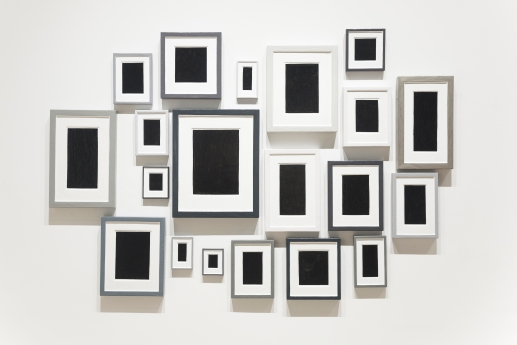 Allan McCollum Twenty Plaster Surrogates Locks Gallery