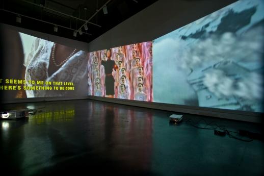 Nadia Hironaka and Matthew Suib 1967 Locks Gallery
