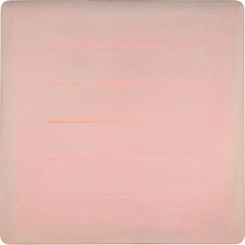 1968 Locks Gallery Ralph Humphrey Untitled