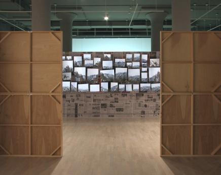 Ellen Harvey Privation Collections Locks Gallery