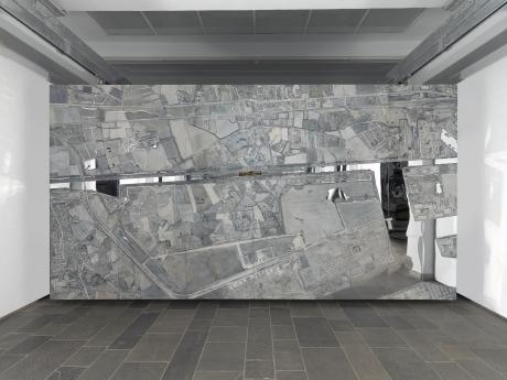 Ellen Harvey Unloved Locks Gallery