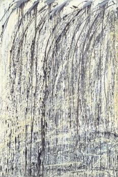 Pat Steir waterfall Locks Gallery