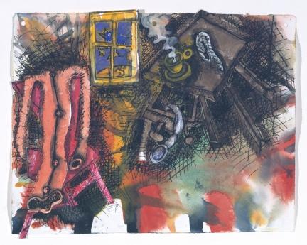 Elizabeth Murray Locks Gallery