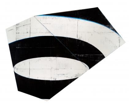 Shape Paintings Locks Gallery David Row