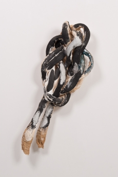 1968 Locks Gallery Lynda Benglis Untitled (From Sparkle Knot Series)