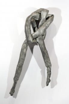 Lynda Benglis knot Locks Gallery