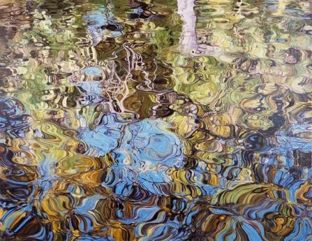 kate bright painting locks gallery