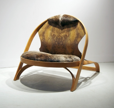 Locks Gallery Edition/Addition Richard Artschwager Chair/Chair