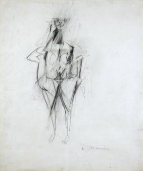 Bodies of Desire Locks Gallery Willem de Kooning