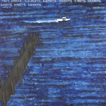 Water is Best Locks Gallery Jennifer Bartlett Knots