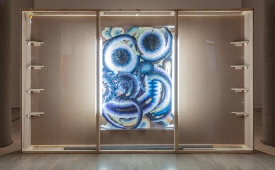 Kerstin Brätsch Locks Gallery
