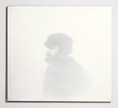 Thomas Chimes white painting Satie