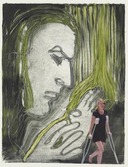 Nicole Eisenman Locks Gallery