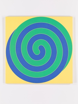 1968 Locks Gallery Edna Andrade Earth Day