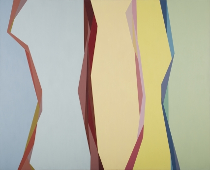 POST Painterly Abstraction Locks Gallery Odili Donald Odita