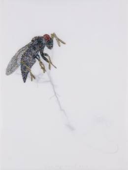 Rob Wynne Locks Gallery New Light Red Eye Hornet