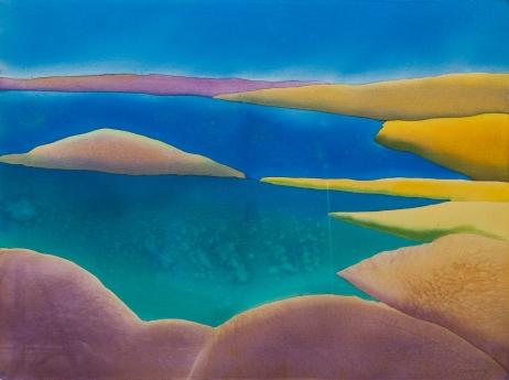 Elizabeth Osborne: Watercolors: Five Decades