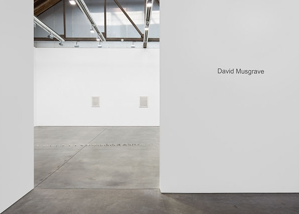 David Musgrave