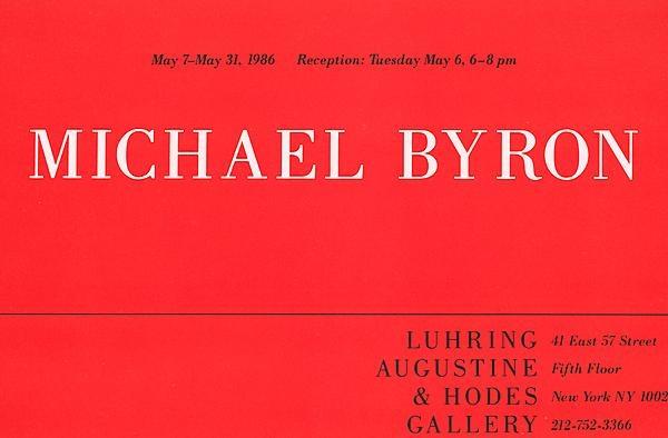 Michael Byron