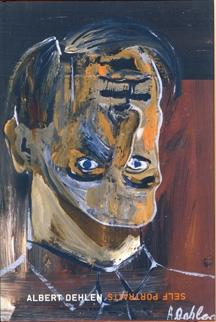 Albert Oehlen Self Portraits