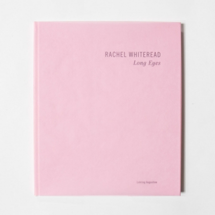 Rachel Whiteread, Long Eyes book, 2011