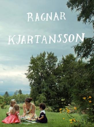 Ragnar Kjartansson, Barbican book, 2016