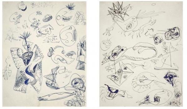 Jackson Pollock:  Works on Paper