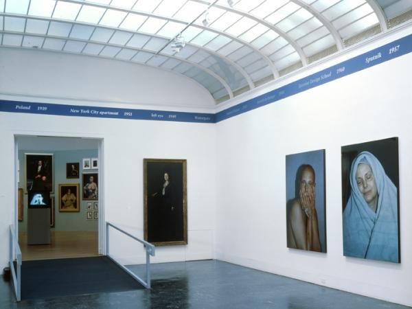 """""""Untitled"""" (Portrait of Elaine Dannheisser)"""