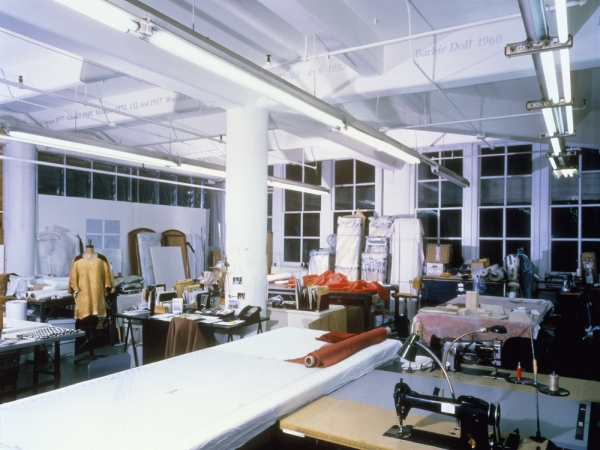 """""""Untitled"""" (Portrait of the Fabric Workshop, a gift to Kippy)"""