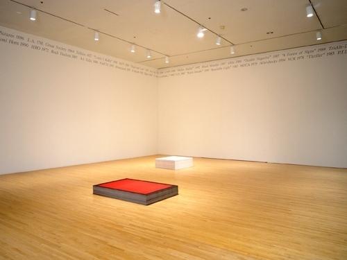 """Untitled"" (Portrait of MOCA)"
