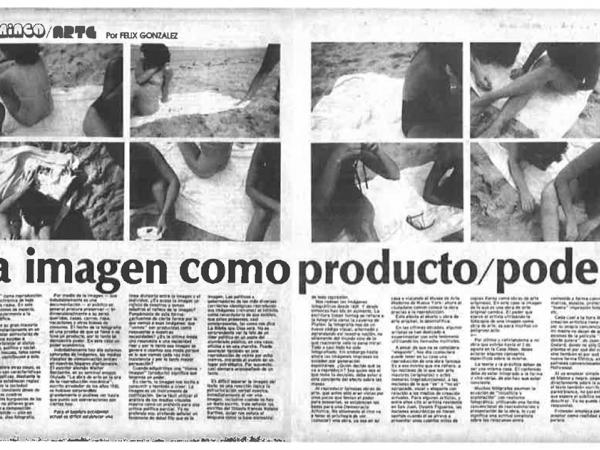Formerly titled: La imagen como producto/poder #HIDDEN