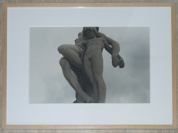 """Formerly titled: """"Untitled"""" (Paris), 1988 #HIDDEN"""