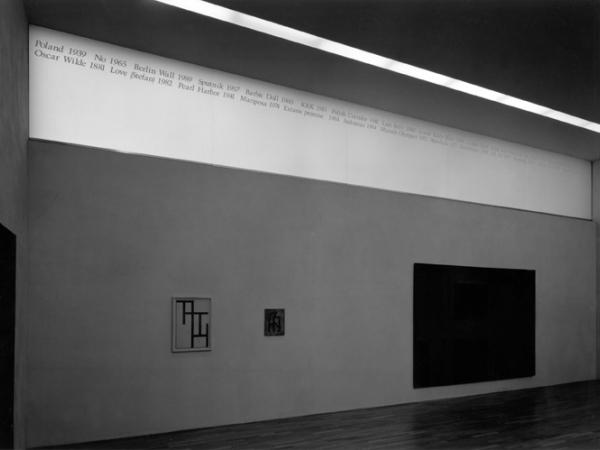 """Untitled"" (Portrait of Ingvild Goetz)"