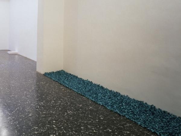 """""""Untitled"""" (Blue Placebo)"""