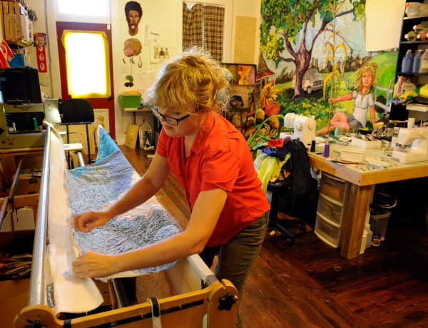 Artists in Their Own Words: Gina Phillips