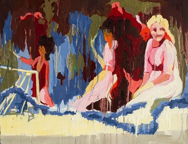 On Camera: Ruth Owens at Jonathan Ferrara Gallery