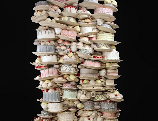 Ceramics: Art & Perception - Where Confection and Illusion Collide