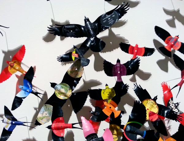 Fairfield U Announces Exhibit On Birds Of The Northeast featuring Paul Villinski