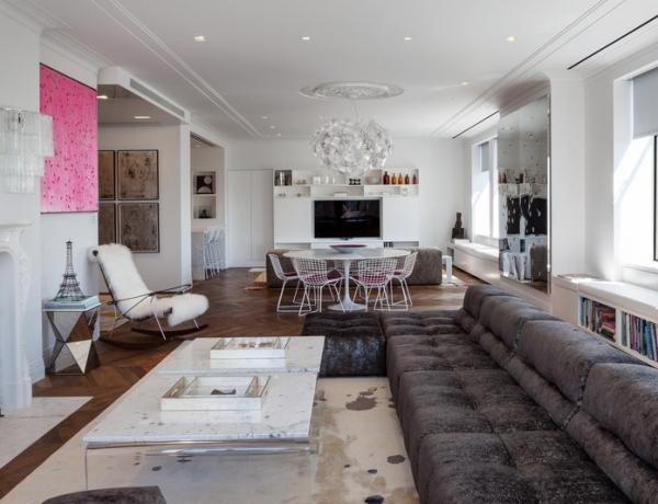 Margaret Evangeline Featured in Architectural Digest