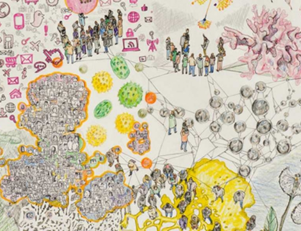 Eclectic Online Show Demystifies High Science with Playful Art