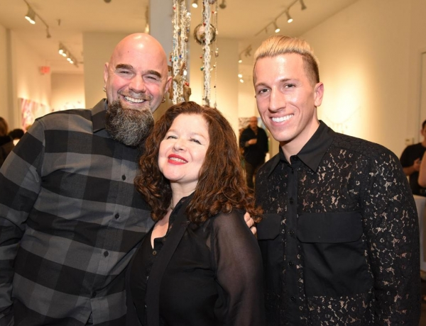 Party Central: First art walk events of 2020 at Jonathan Ferrara Gallery