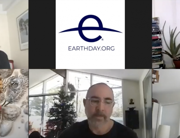 Earth Day Live - Paul Villinski Discusses Art & Sustainability