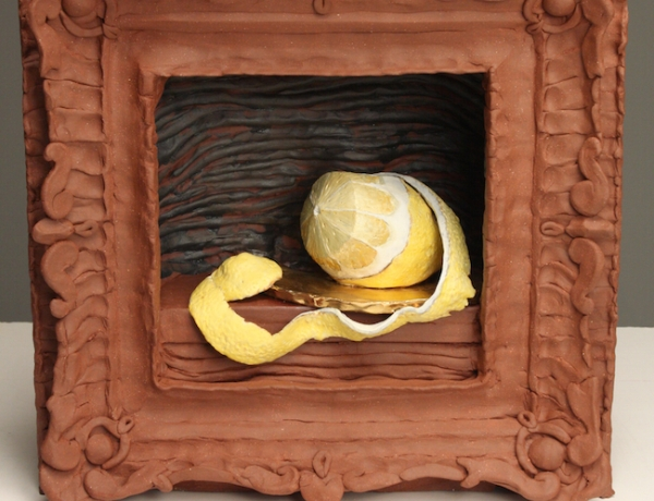 Exhibition | Dirk Staschke, The Vanitas of Peeling a Lemon