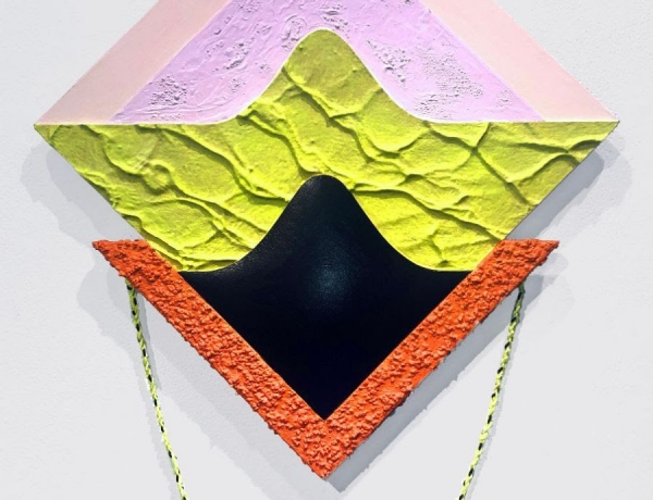 """Jonathan Levine Projects Presents """"Resonant Frequencies,"""" Curated by Debra Manville, Featuring Artwork by Joshua Edward Bennett"""