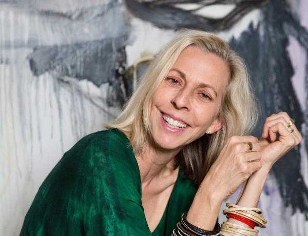 GREECE IN USA: A New Cultural Platform is Launched in New York, Featuring Artist Anastasia Pelias