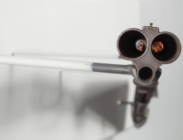 Shock And Art: #UNLOAD Exhibit Takes On America's Gun Violence Epidemic