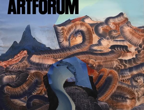 Artforum features Elliott Green