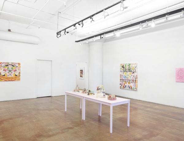 Artnet - How Yvette Mayorga's Luscious Artworks Use 'Rasquache Aesthetics' to Address the Dark Side of the American Dream, Barbara Calderón