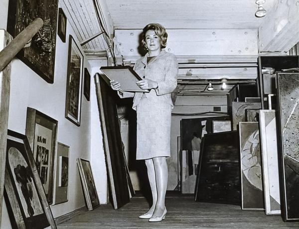 Arlene Schnitzer (1929–2020)